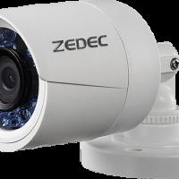 Câmera ZEDEC HD Bullet IR