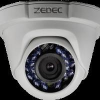 Câmera ZEDEC HD Dome IR